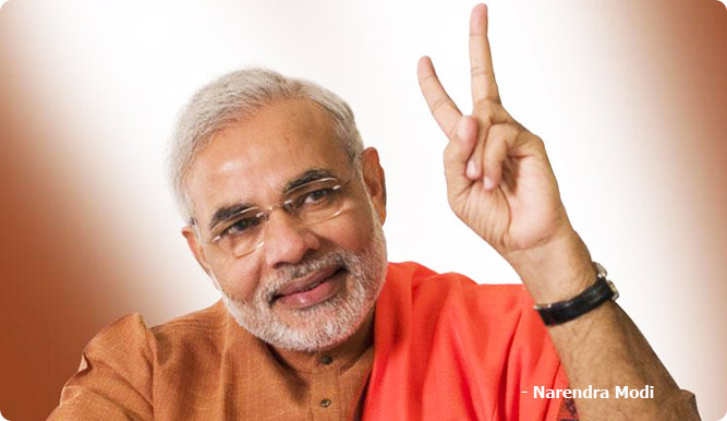 Narendra Modi, PM of India